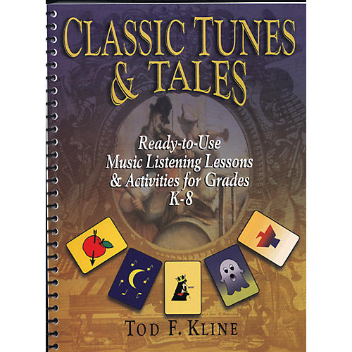 Pearson Education Classic Tunes & Tales-thumbnail