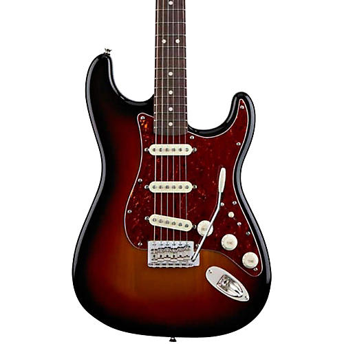 Squier Classic Vibe Stratocaster '60s Electric Guitar 3-Color Sunburst