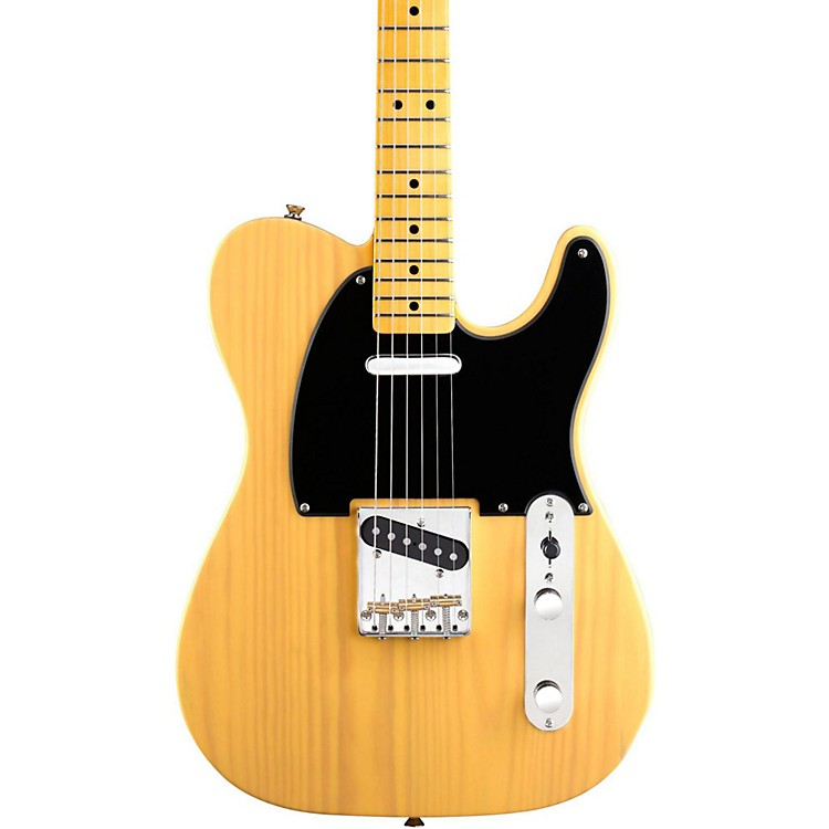 Squier Classic Vibe Telecaster '50s Electric Guitar Butterscotch Blonde