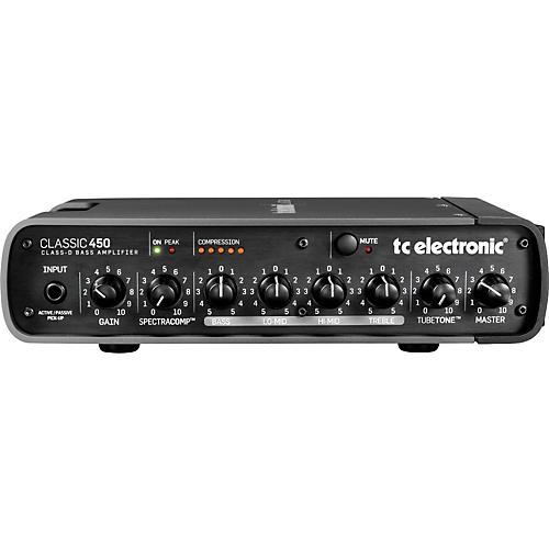 TC Electronic Classic450 450W Bass Amp Head