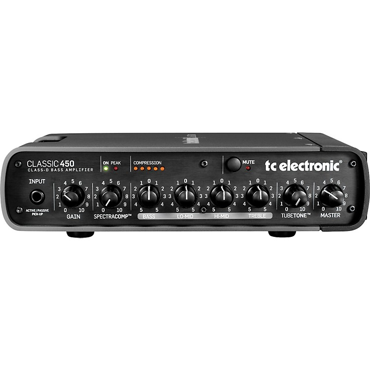TC Electronic Classic450 450W Bass Amp Head