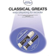 Music Sales Classical Greats (Junior Guest Spot) Music Sales America Series