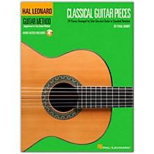 Hal Leonard Classical Guitar Pieces - The Guitar Method Supplement (Book/Online Audio)