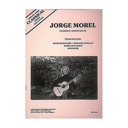 Ashley Mark Classical Guitar Solos: Virtuoso South American - Volume 1 Book-thumbnail