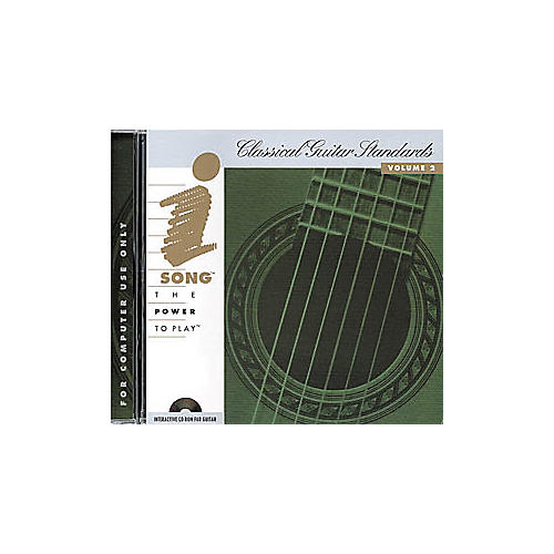 iSong Classical Guitar Standards - Volume 2 (CD-ROM)