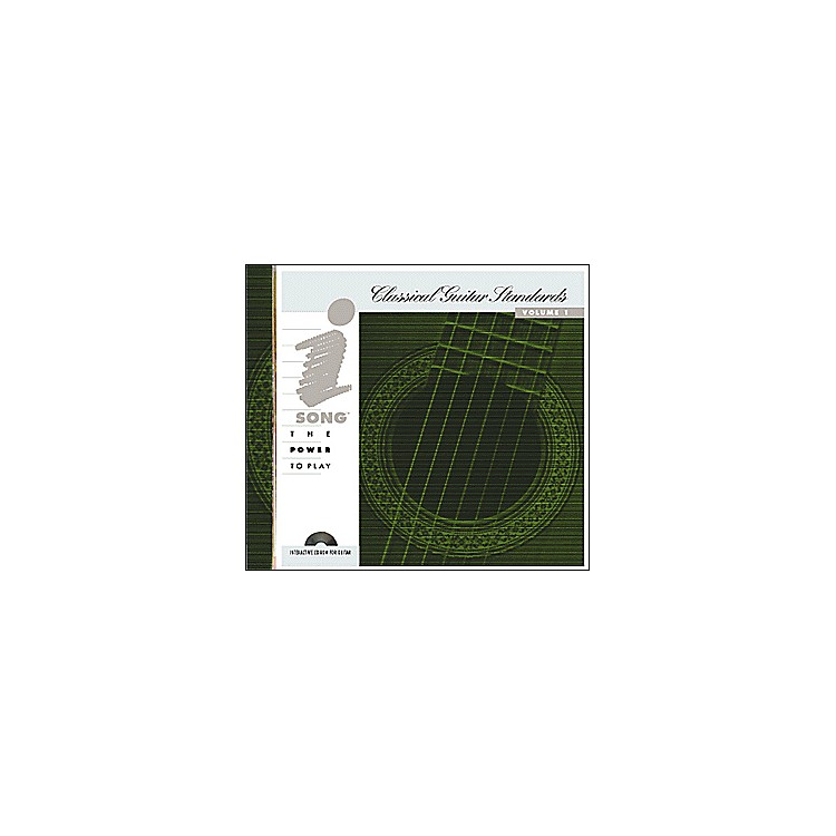 iSong Classical Guitar Standards Volume 1 CD-ROM