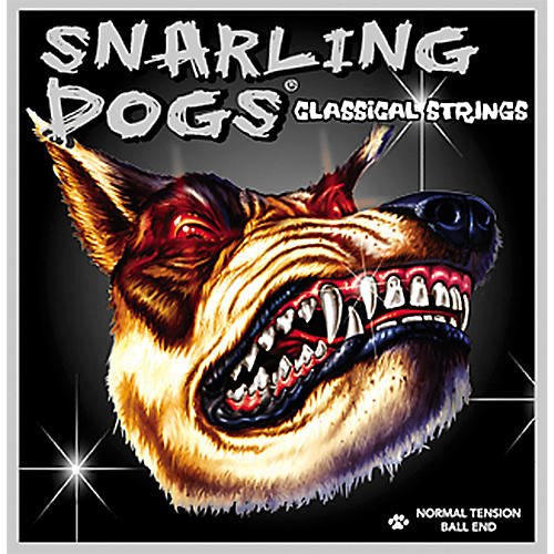 Snarling Dogs Classical Guitar Strings