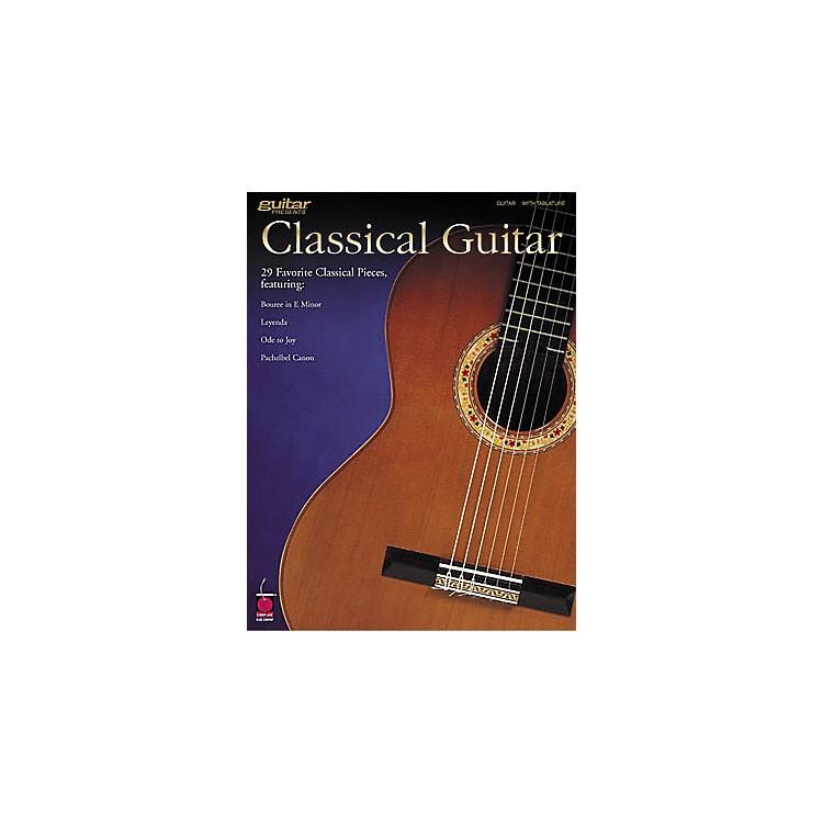 Hal LeonardClassical Guitar Tab Book