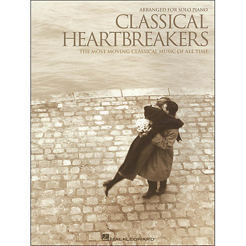 Hal Leonard Classical Heartbreakers - The Most Moving Classical Music Of All Time arranged for piano solo