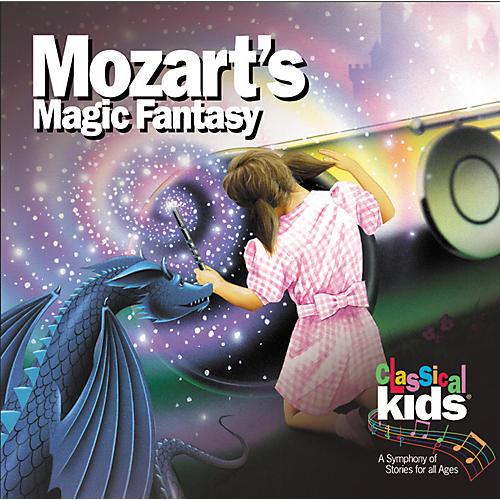 Children's Book Store Classical Kids - Mozart's Magic Fantasy Cassette-thumbnail