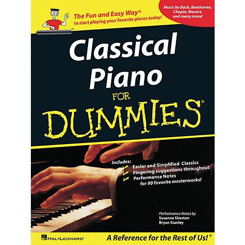 Hal Leonard Classical Piano For Dummies-thumbnail