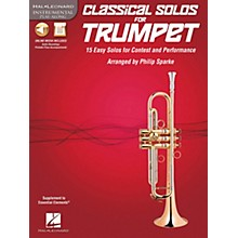 De Haske Music Classical Solos - 15 Easy Solos for Contest and Performance Book/CD Trumpet