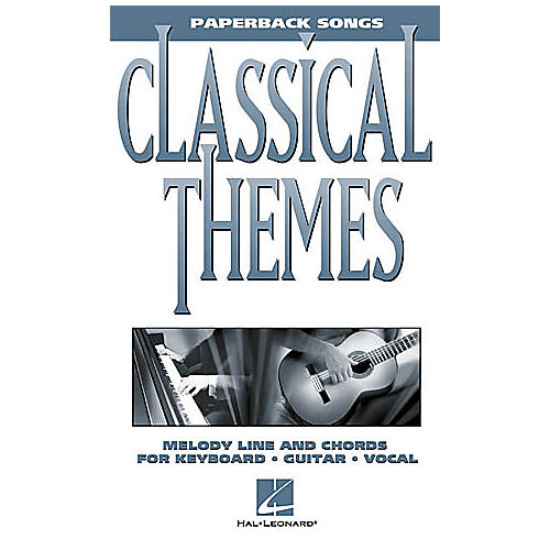 Hal Leonard Classical Themes Book