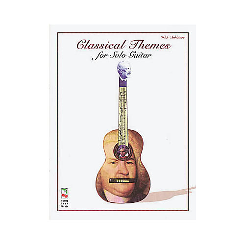 Hal Leonard Classical Themes for Fingerstyle Guitar Book