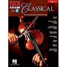 Hal Leonard Classical Violin Play-Along Volume 3 Book/CD