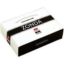 Zonda Classico Bb Clarinet Reed Strength 3 Box of 10