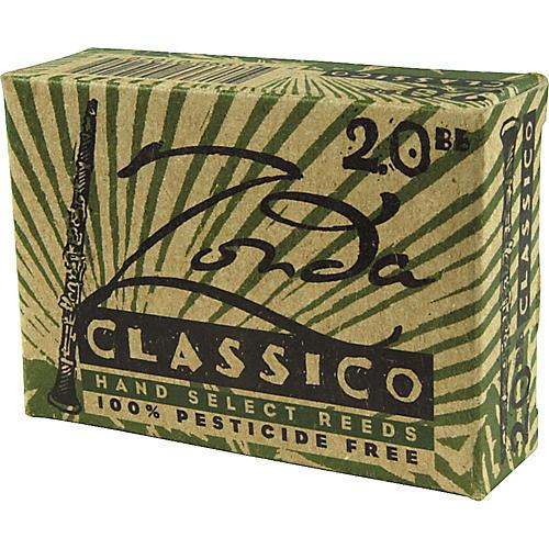 Zonda Classico Bb Clarinet Reeds Strength 2 Box of 10