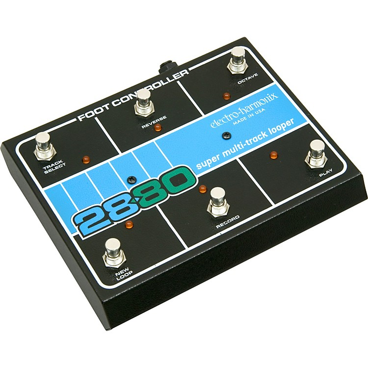 Electro-HarmonixClassics 2880 Super Multitrack Looper Footswitch