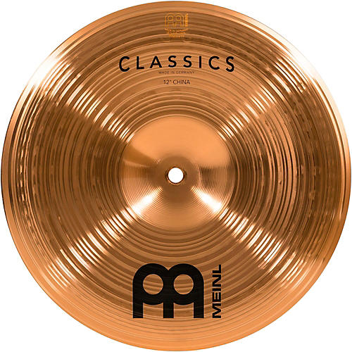Meinl Classics China Cymbal 12 in.