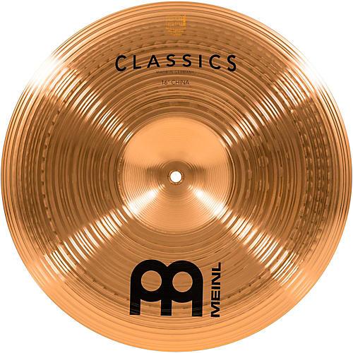 Meinl Classics China Cymbal 16 in.