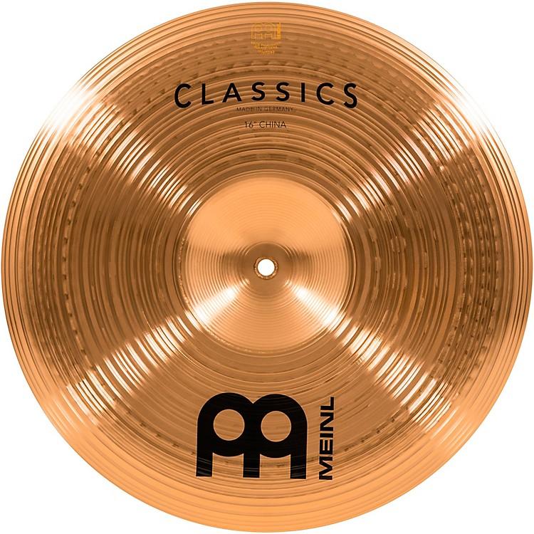 MeinlClassics China Cymbal16