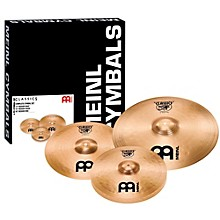 Open Box Meinl Classics Complete Cymbal Box Set
