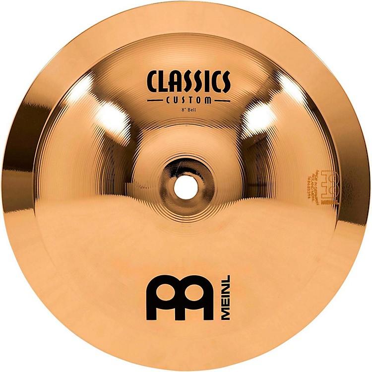 MeinlClassics Custom Bell8 Inch