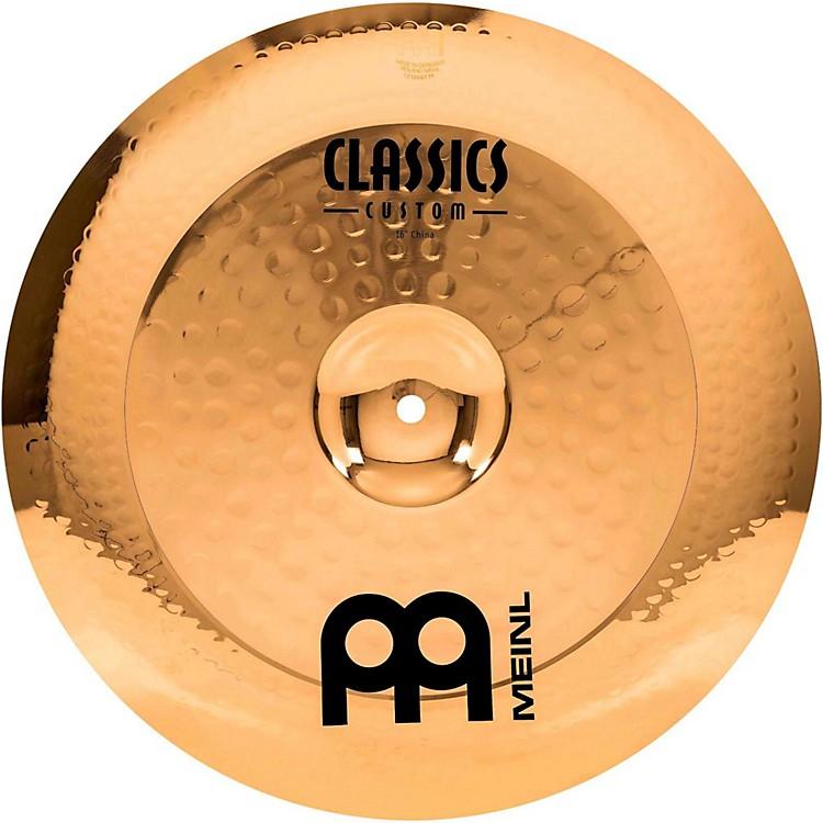 MeinlClassics Custom China - Brilliant16 inch