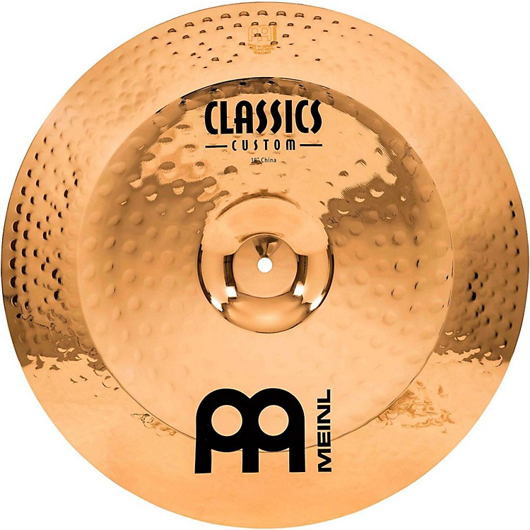 Meinl Classics Custom China - Brilliant 18 inch