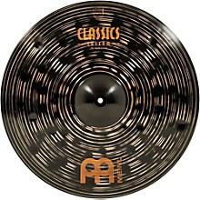 Meinl Classics Custom Dark Crash Cymbal