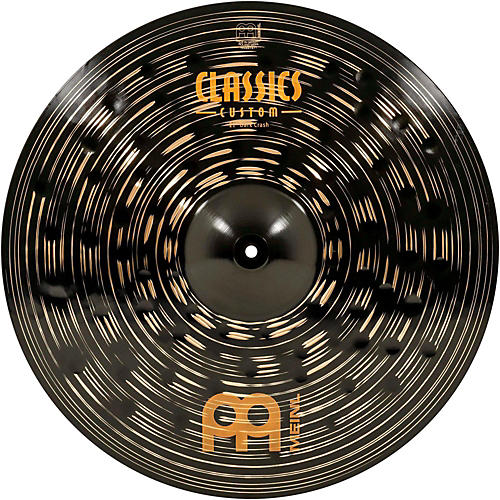 Meinl Classics Custom Dark Crash Cymbal-thumbnail