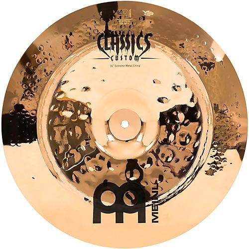 Meinl Classics Custom Extreme Metal China Cymbal 16 in.