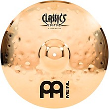 Meinl Classics Custom Extreme Metal Crash Cymbal