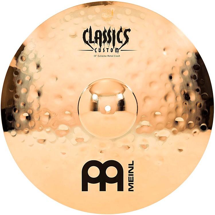 MeinlClassics Custom Extreme Metal Crash Cymbal