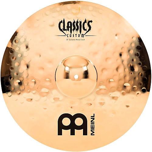 Meinl Classics Custom Extreme Metal Crash Cymbal