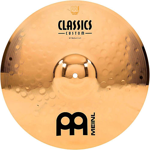 Meinl Classics Custom Medium Crash - Brilliant 16 in.