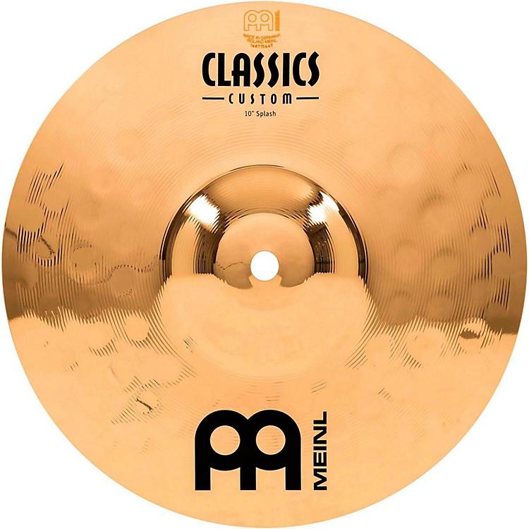 MeinlClassics Custom Splash - Brilliant10 inch