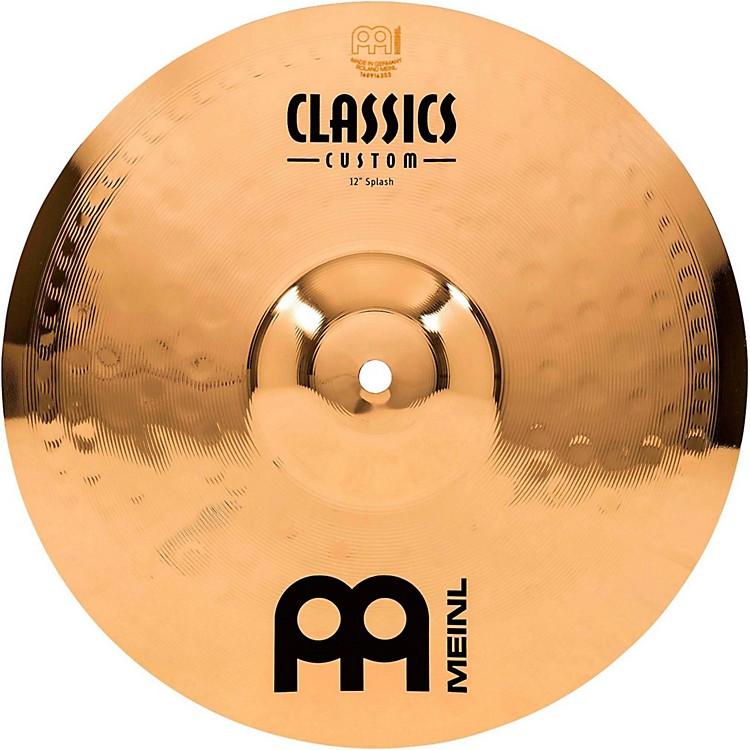 MeinlClassics Custom Splash - Brilliant12 inch