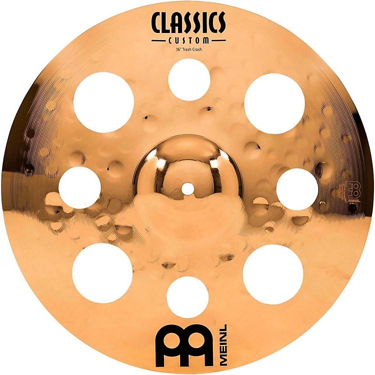 MeinlClassics Custom Trash Crash Cymbal16 Inch