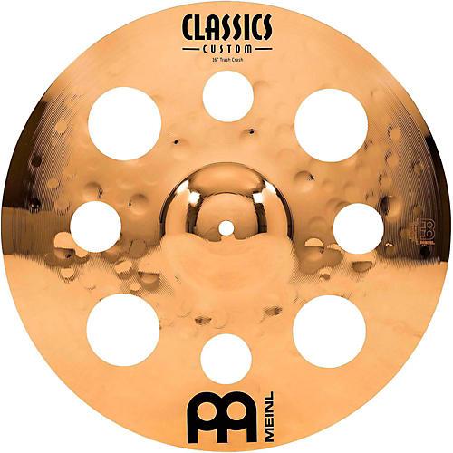 Meinl Classics Custom Trash Crash Cymbal 16 in.