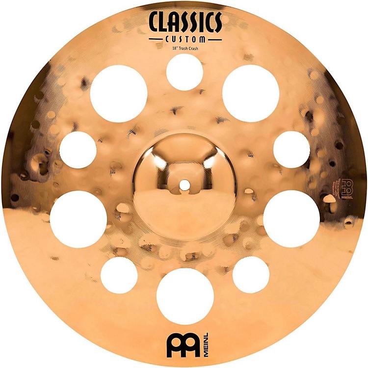 MeinlClassics Custom Trash Crash Cymbal18 Inch