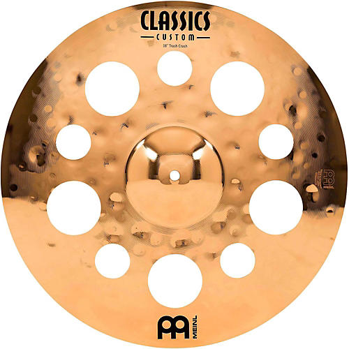 Meinl Classics Custom Trash Crash Cymbal 18 in.