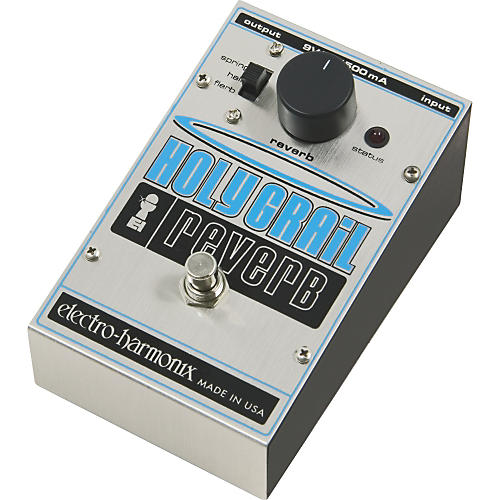 Electro-Harmonix Classics Holy Grail Reverb Guitar Effects Pedal