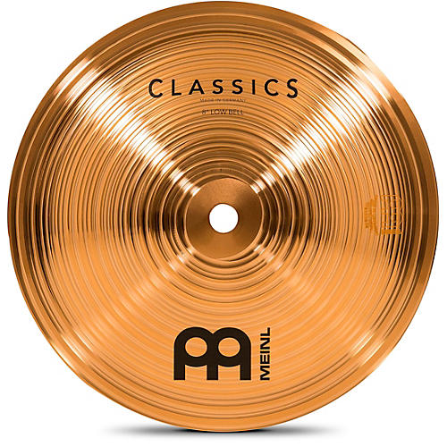 Meinl Classics Low Bell Cymbal 8 in.