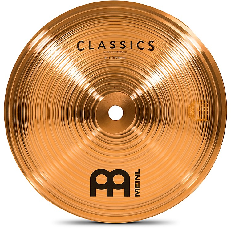 Meinl Classics Low Bell Cymbal 8