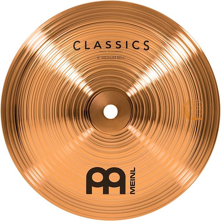 MeinlClassics Medium Bell Cymbal8 Inch