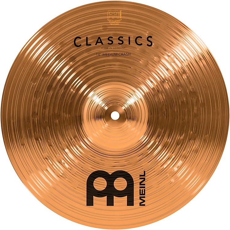 Meinl Classics Medium Crash Cymbal 14