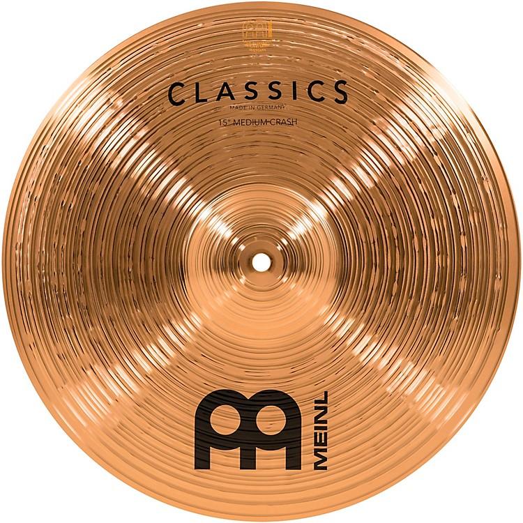 MeinlClassics Medium Crash Cymbal20