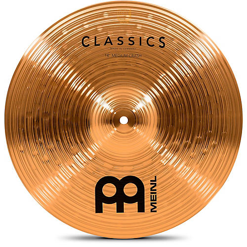 Meinl Classics Medium Crash Cymbal 16 in.