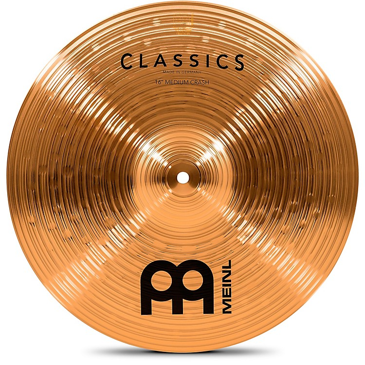 Meinl Classics Medium Crash Cymbal 15